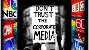 Gallup poll shows that a whopping 77% of Americans distrust mainstream media television.