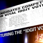 In The Know: Candidates Compete For Vital Idgit Vote