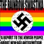 HANNAH NEWMAN – THE RAINBOW SWASTIKA