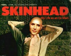 "<a href=""http://www.impiousdigest.com/gratuitous-impiety/ann-coulters-topless-book-reading/coulter-my-life-as-an-ex-man/"">""Skinhead-My Life as An Ex-Man""</a>"