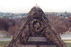 Watch Tower President Charles Taze Russell was ritually killed on Halloween, 1916 and his remains buried under a pyramid.