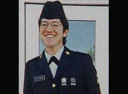 """One of over 104,390 army suicides from our """"War on Terror,"""" psychologist Alyssa Peterson, who killed herself rather than participate in torture."""